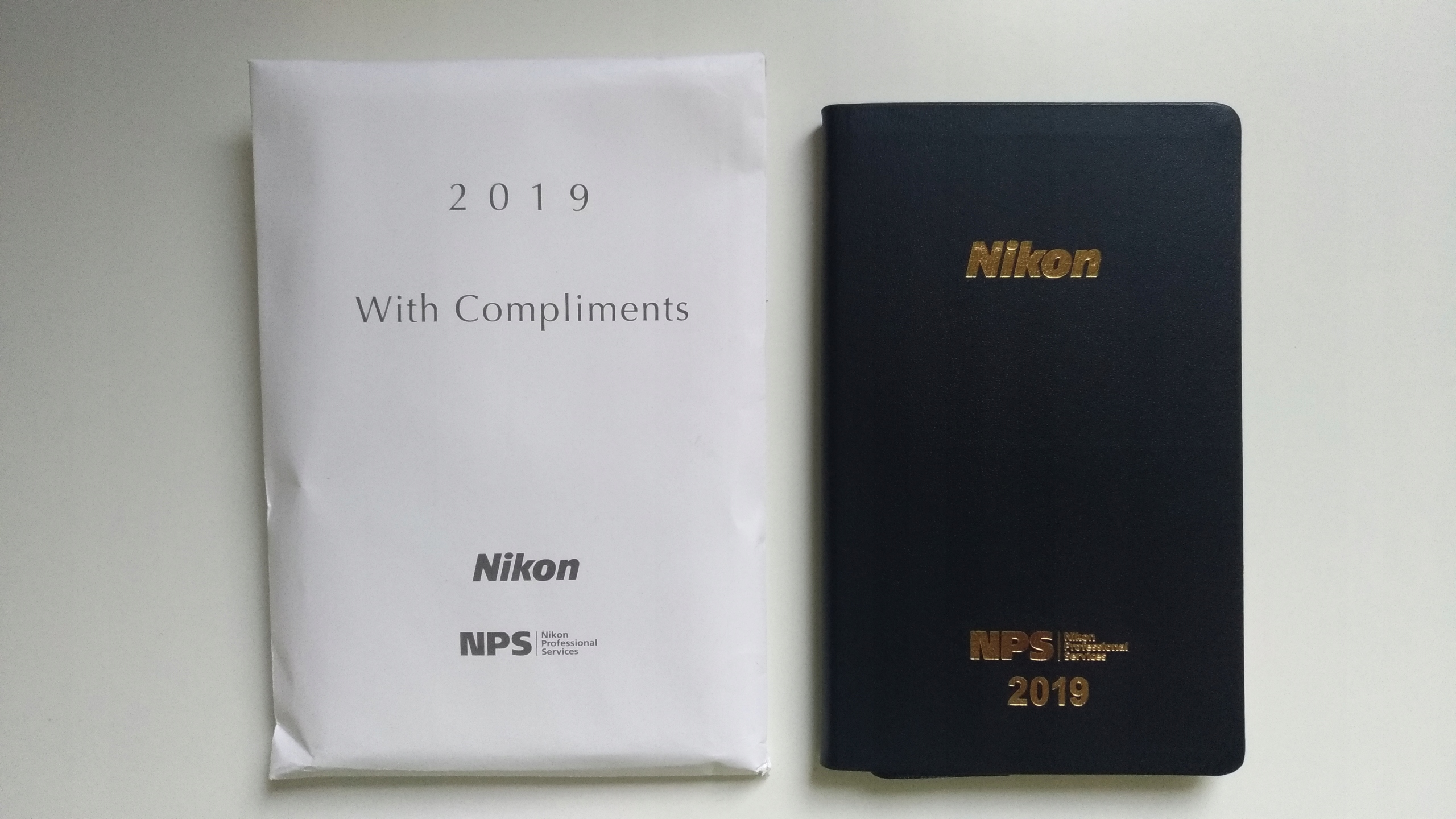 Kalendarz NIKON 2019 Nikon Professional Service
