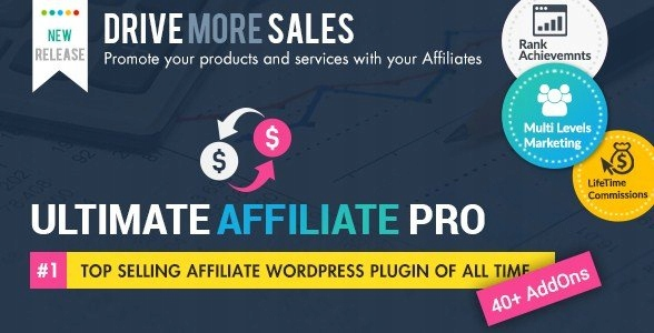 Wordpress Ultimate Affiliate Pro Premium Wtyczka