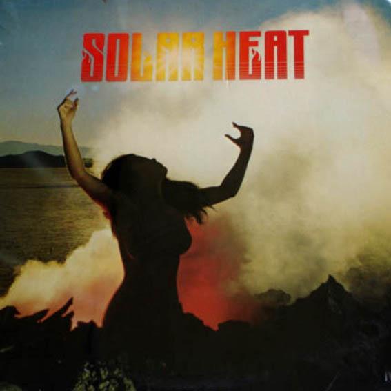 Solar Heat (Lp U.S.A.1Press) NOWA / Super Funk !!!