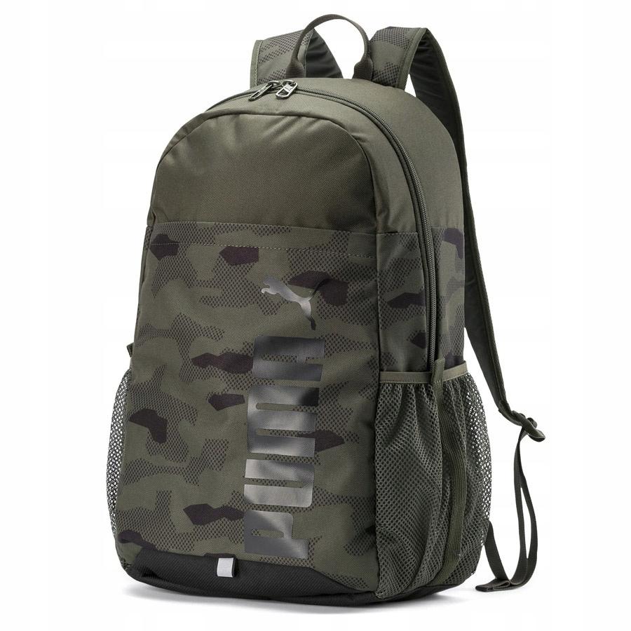 Plecak Puma Style Backpack 076703 03 zielony
