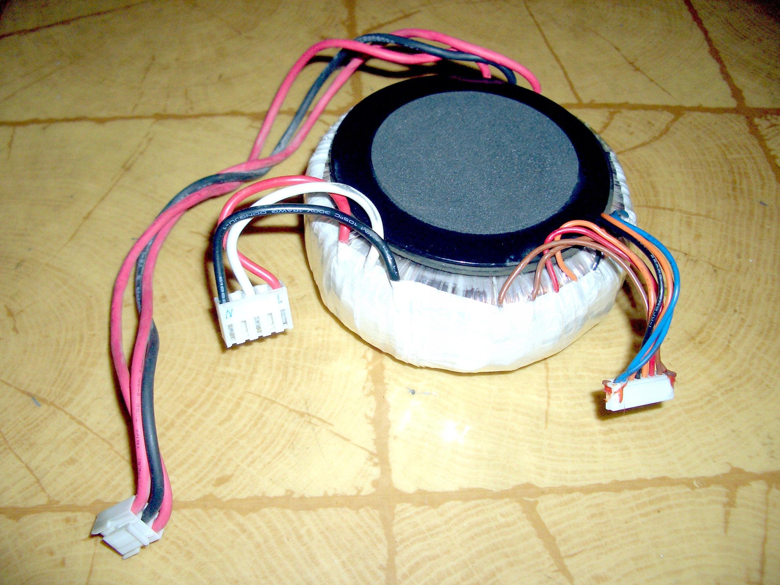 Transformator sieciowy model: C02-0017