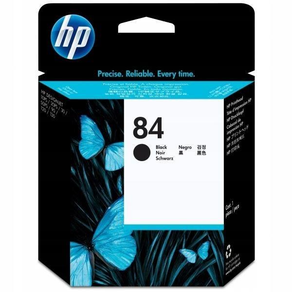 HP głowica drukująca C5019A HP 84 black HP Design