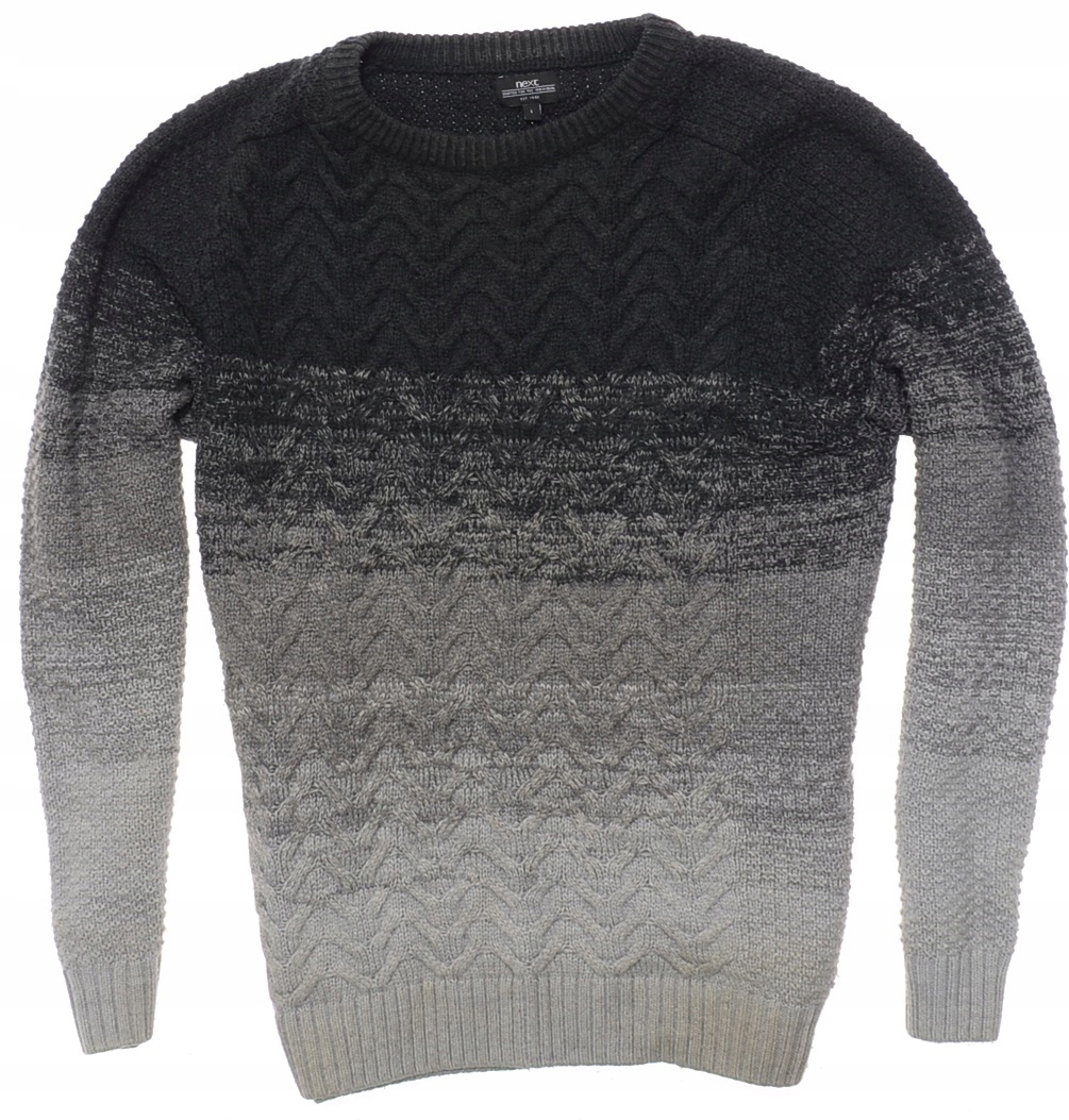 6083-82 ....NEXT ... m#b SWETER OMBRE CLASSIC r.L