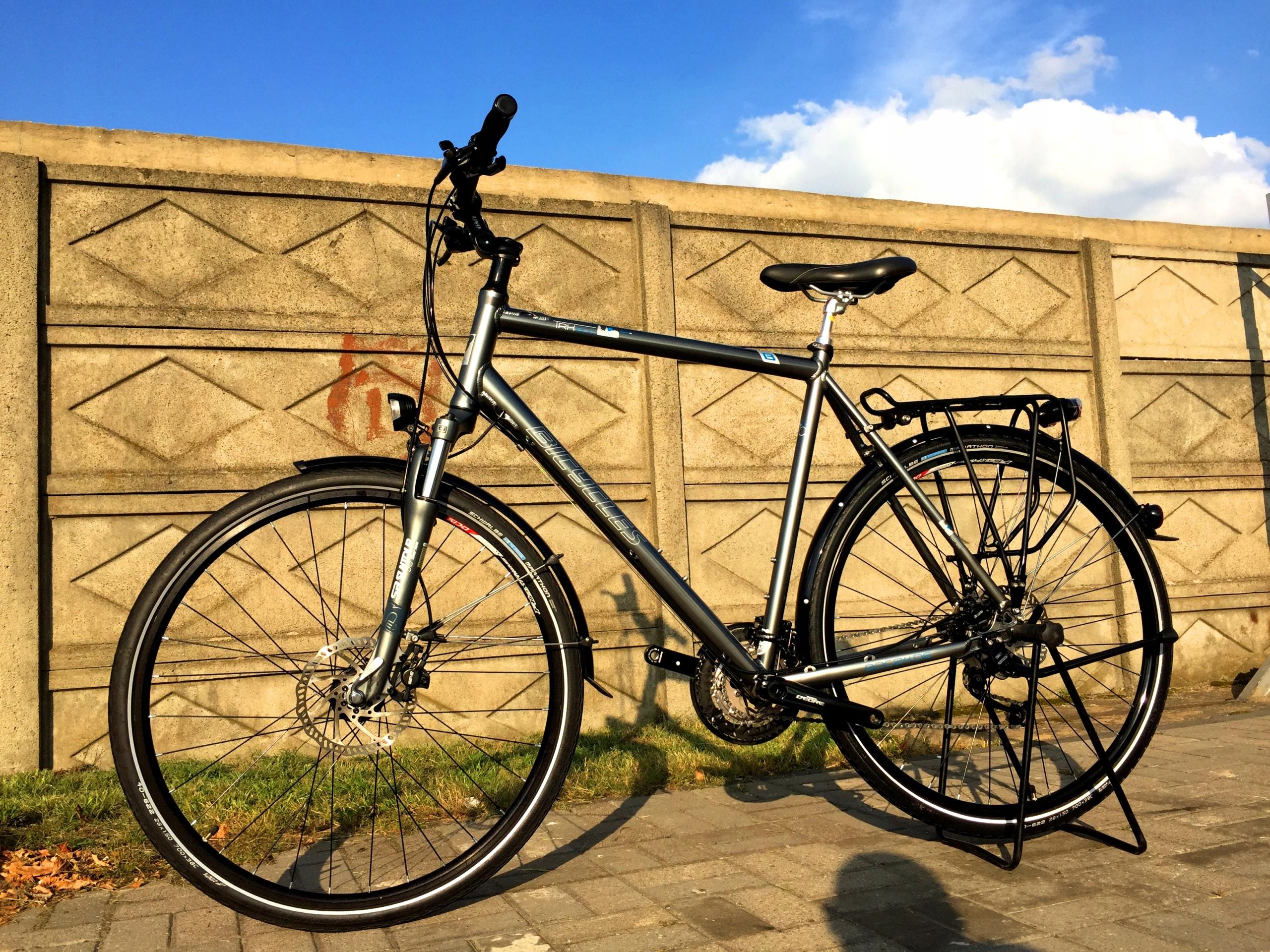 NÓWKA BICYCLES TRK800 Full Shimano DEORE SLX XT