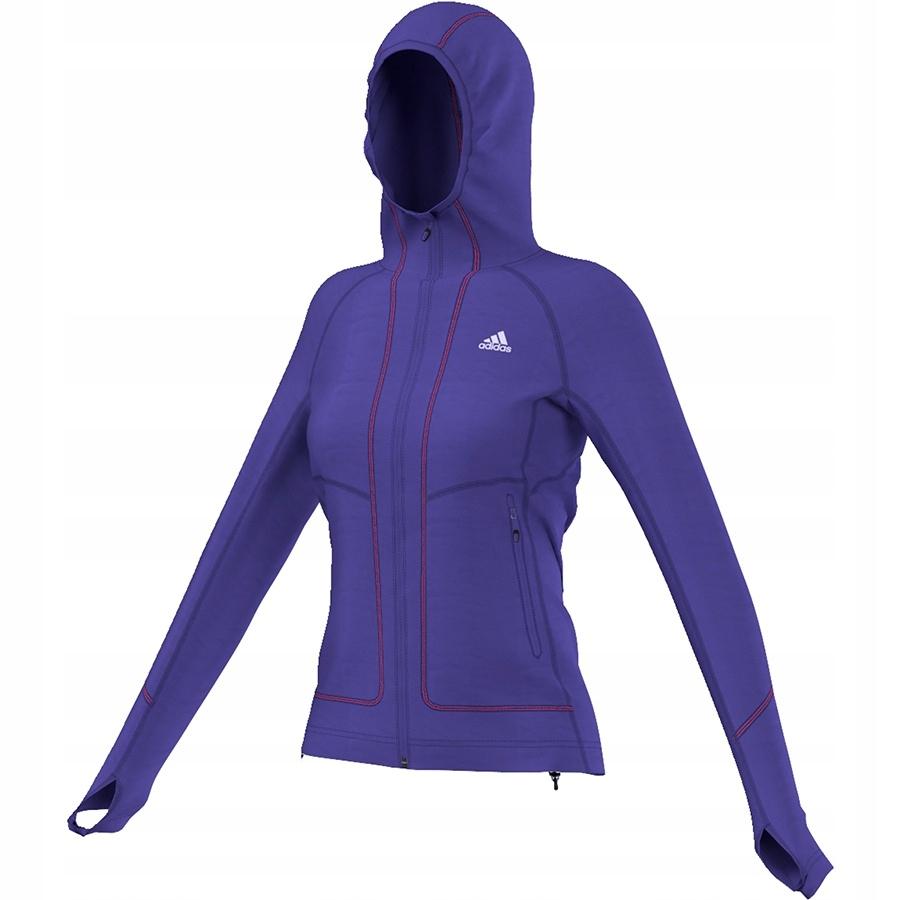 Bluza adidas Terrex Swift Pordoi Hooded Fleece 40!