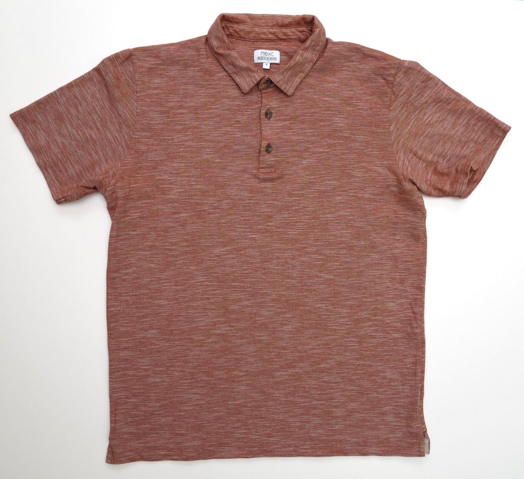 NEXT Regular Fit_koszulka polo męska_roz.M
