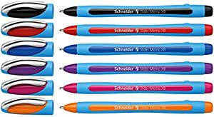 J2780 Schneider Slider Memo XB długopisy 6szt
