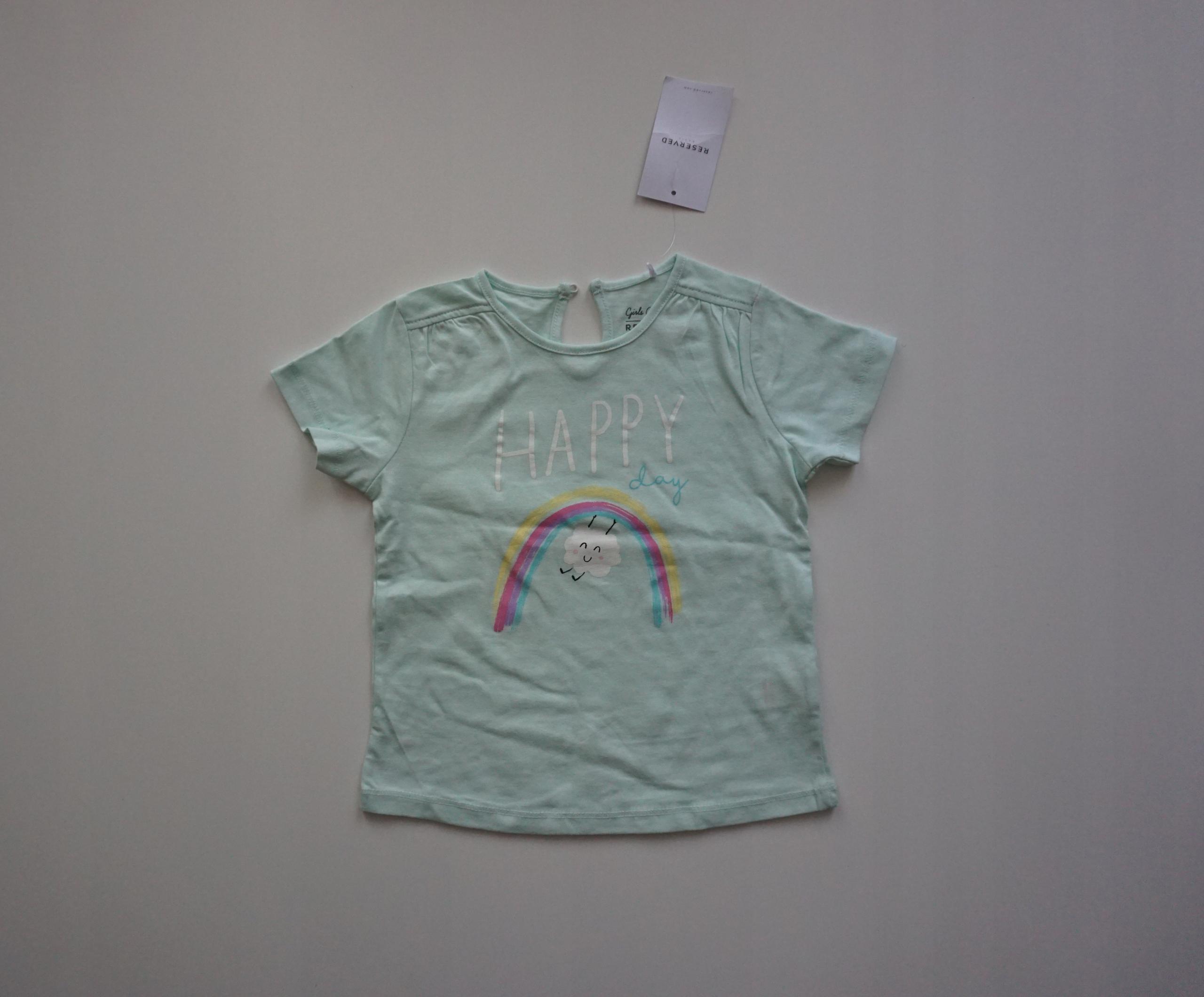 Koszulka Reserved r. 86 nowa