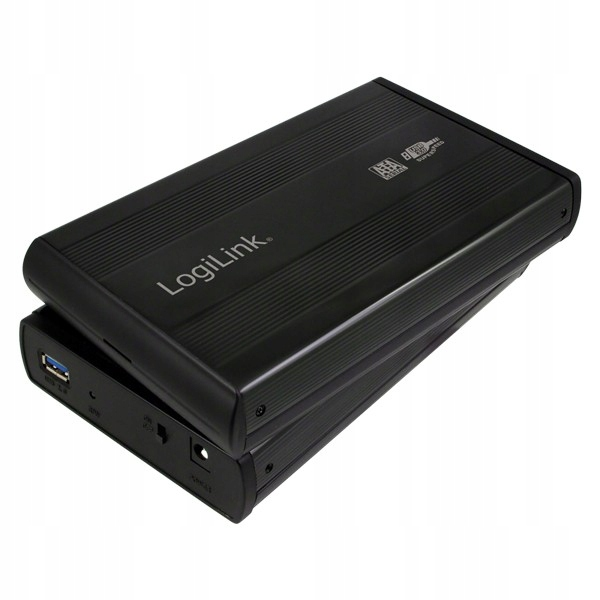 LOGILINK Obudowa do HDD 3,5' SATA, USB 3.0