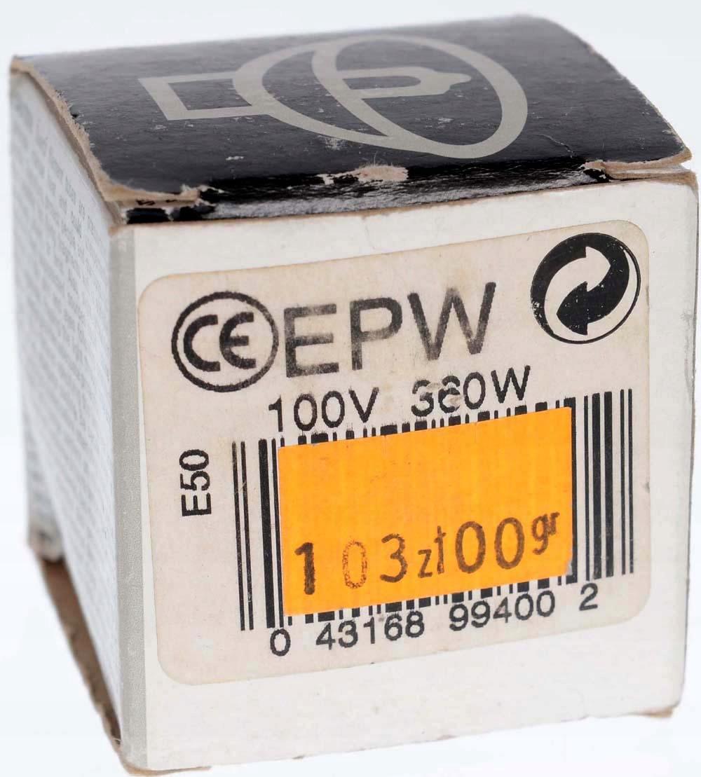 HALOGEN EPW 100V 360W