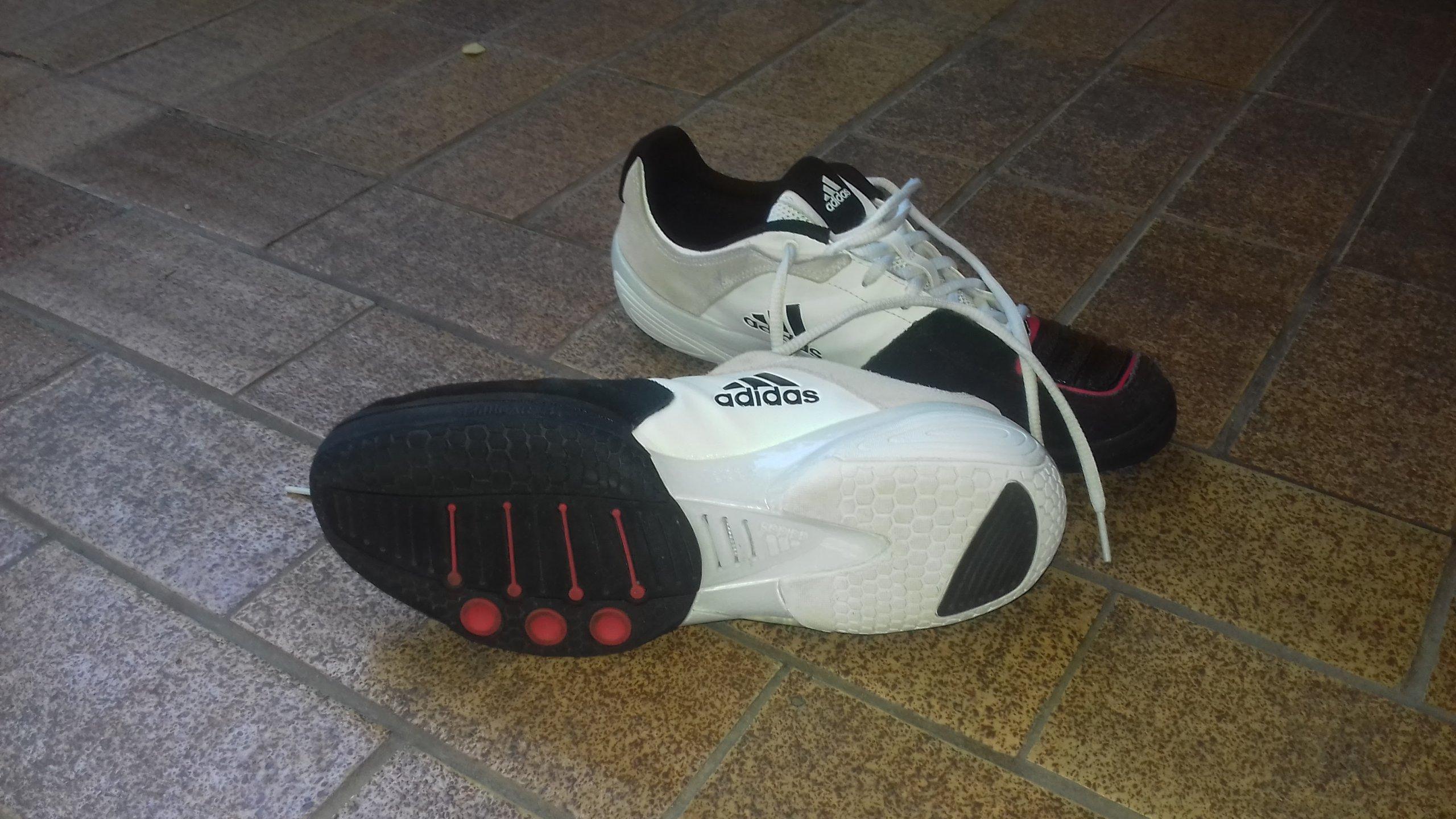 Buty Szermiercze D'artagnan Rozmiar Archiwalne 23 Adidas Iv