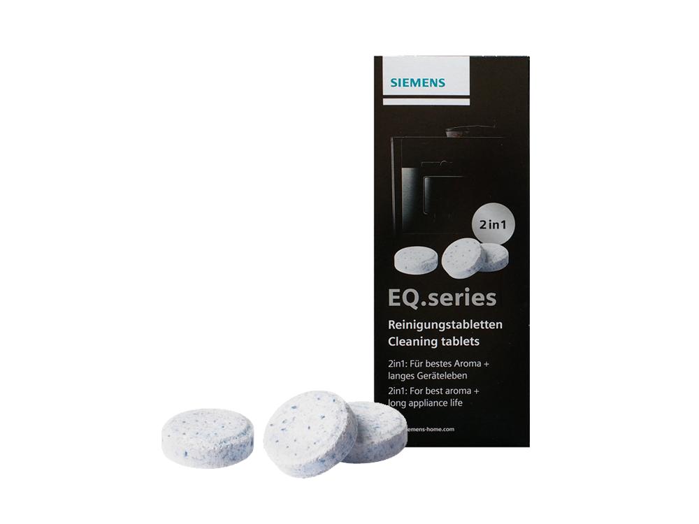 Tabletki czyszczące Siemens TZ80001N 10 szt.
