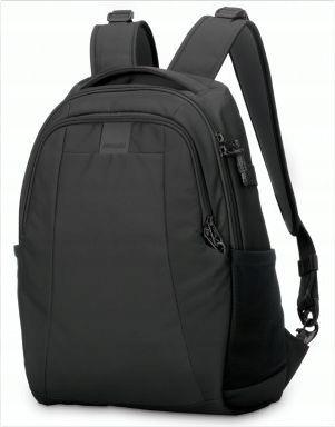 Pacsafe Plecak sportowy Metrosafe LS350 15L czarny