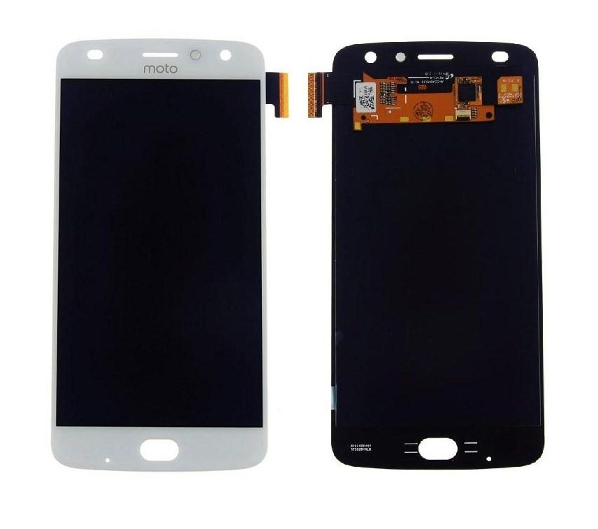 Motorola MOTO Z2 Play XT1710 LCD Digitizer biały