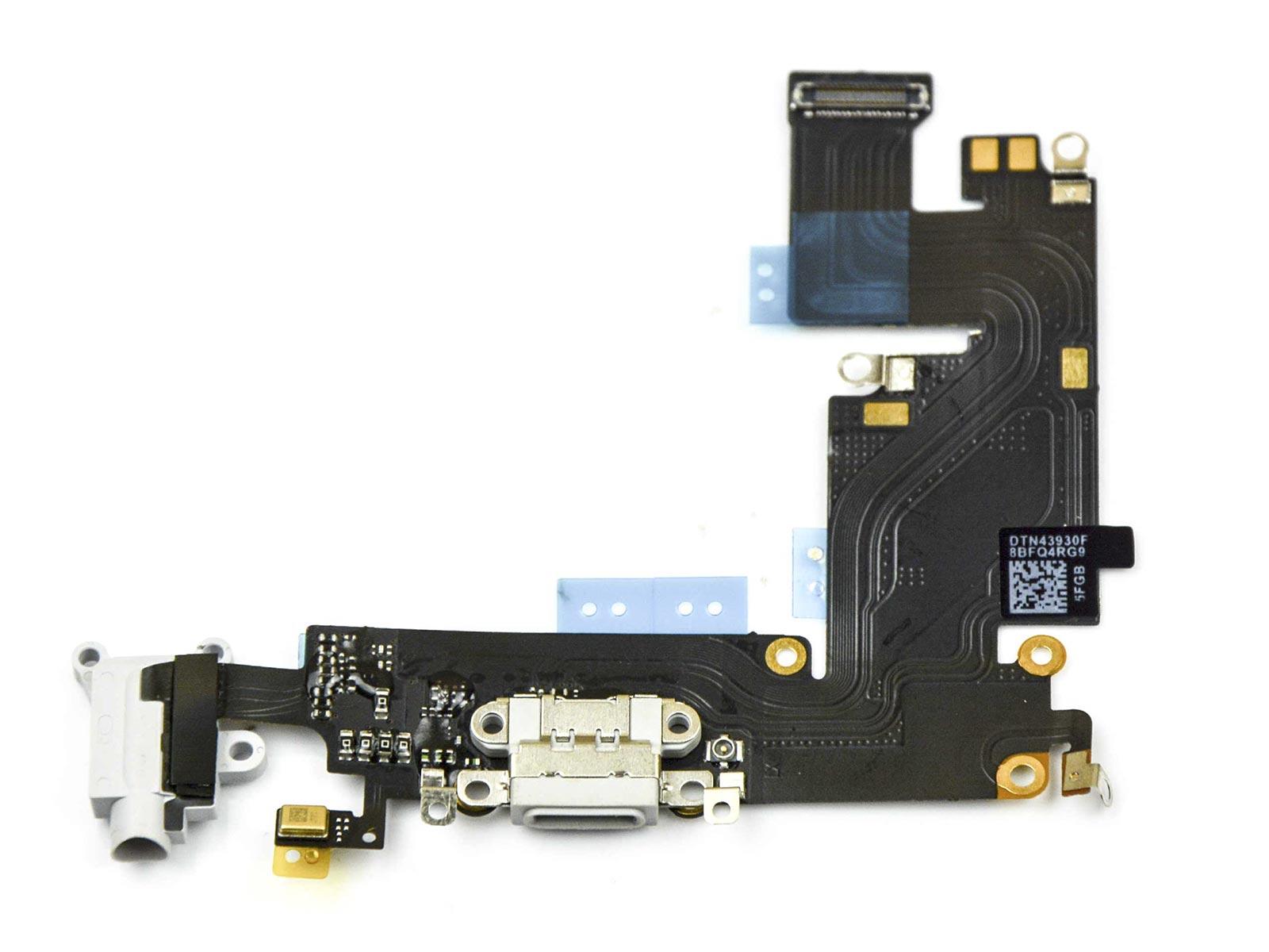 TAŚMA ZŁĄCZE ładowania HF MIKROFON IPHONE 6+ PLUS