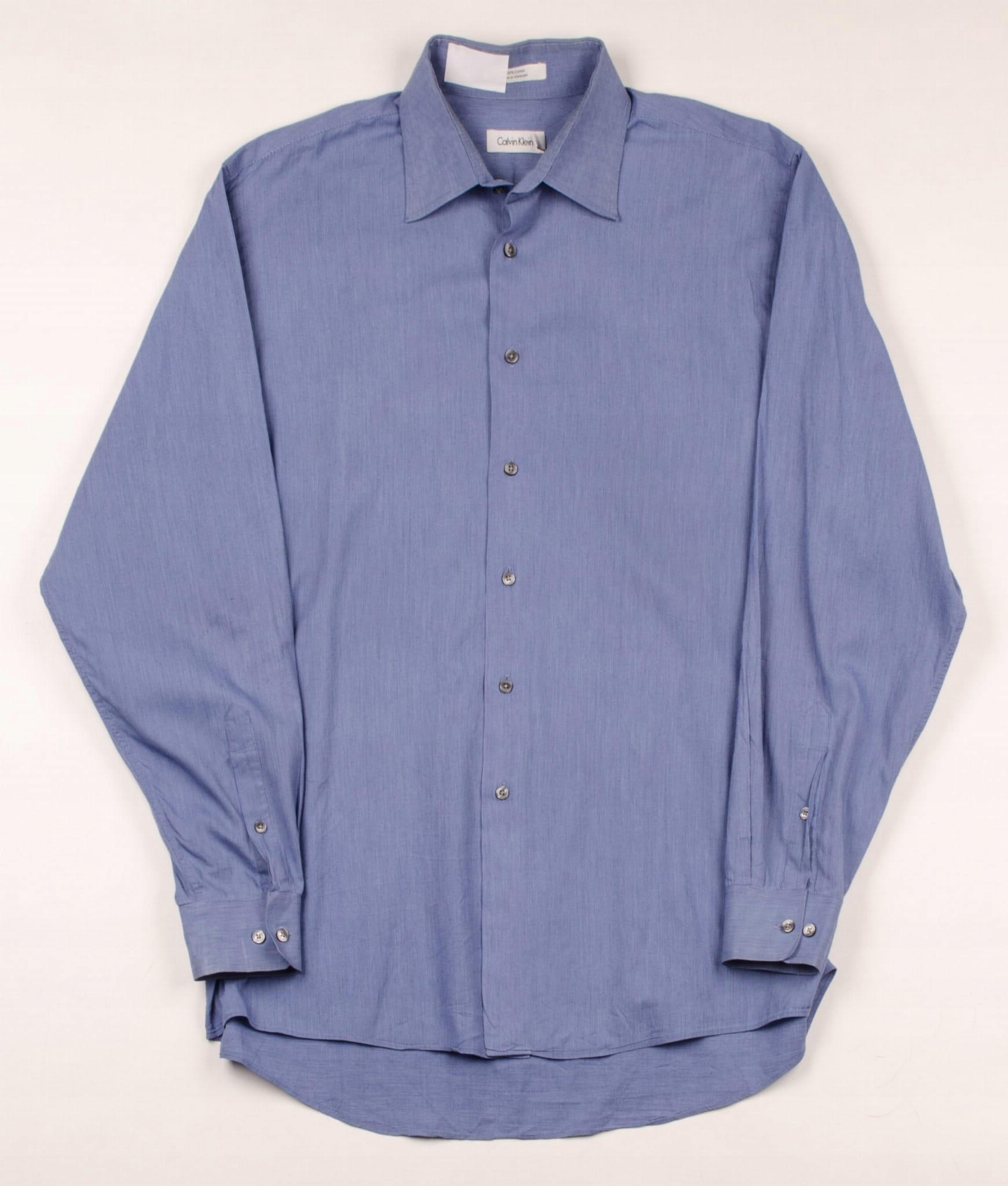 36824 Pranie Calvin Klein Koszula Męska XL