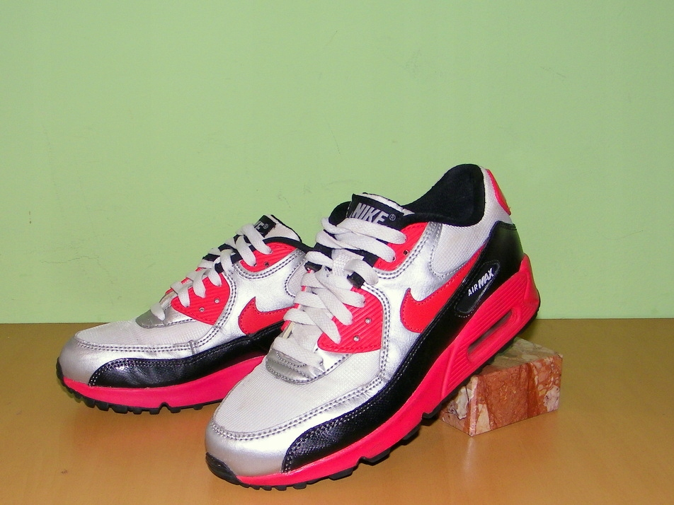 Buty Nike Air Max 90 Leather carbon Green R.37.5