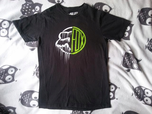 FOX t-shirt koszulka BOYS KIDS S