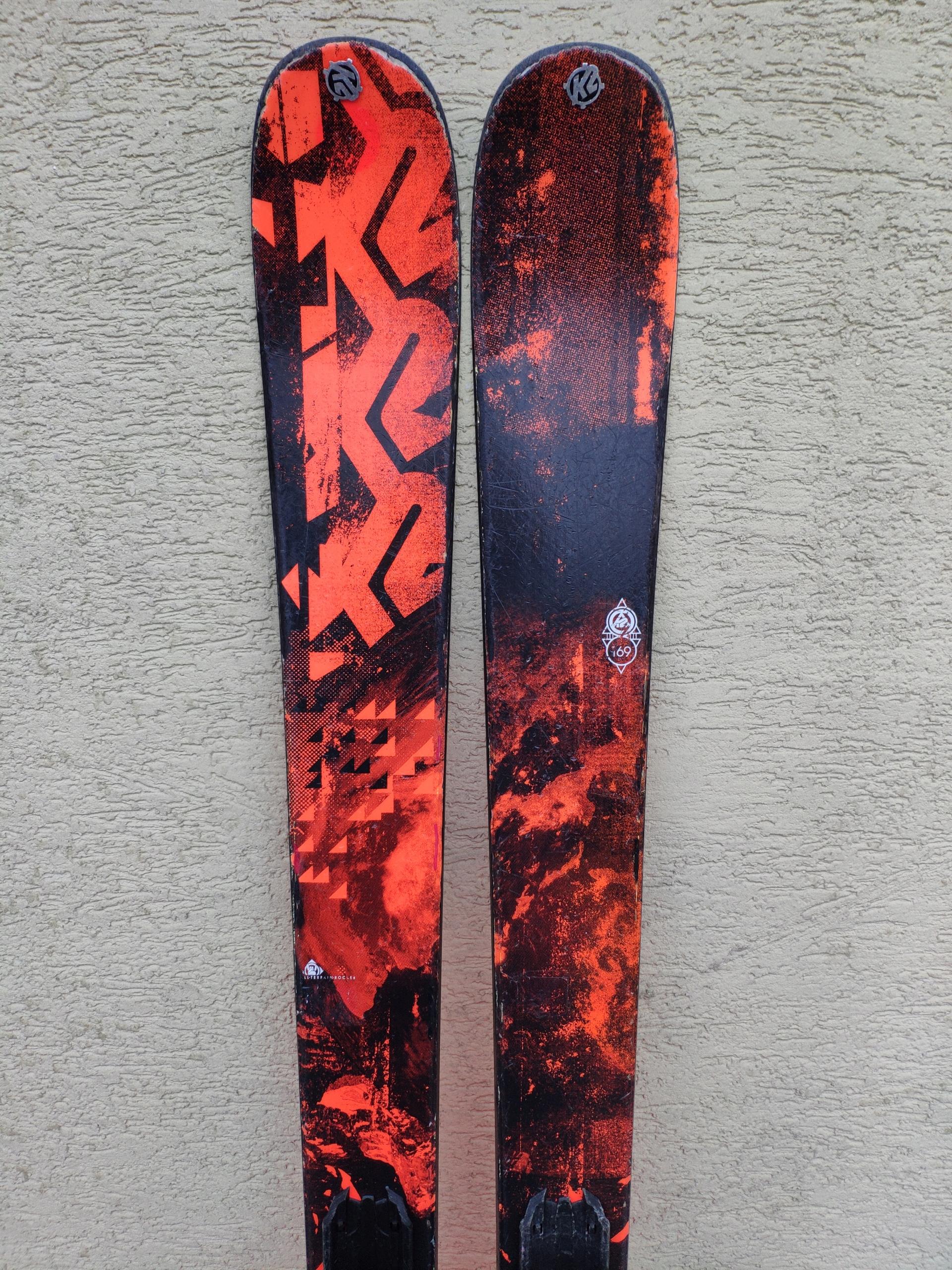 FREESTYLE K2 SIGHT 169 ROCKER GRIFFON WROCLAW 2014