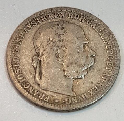 1 KORONA 1902 r AUSTRO-WĘGRY