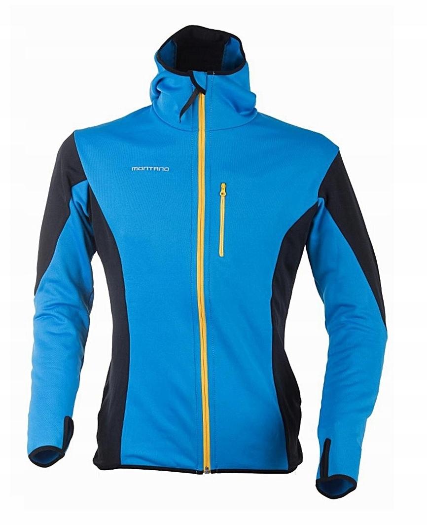 Bluza Cortina stretch kaptur MONTANO rozm. XL