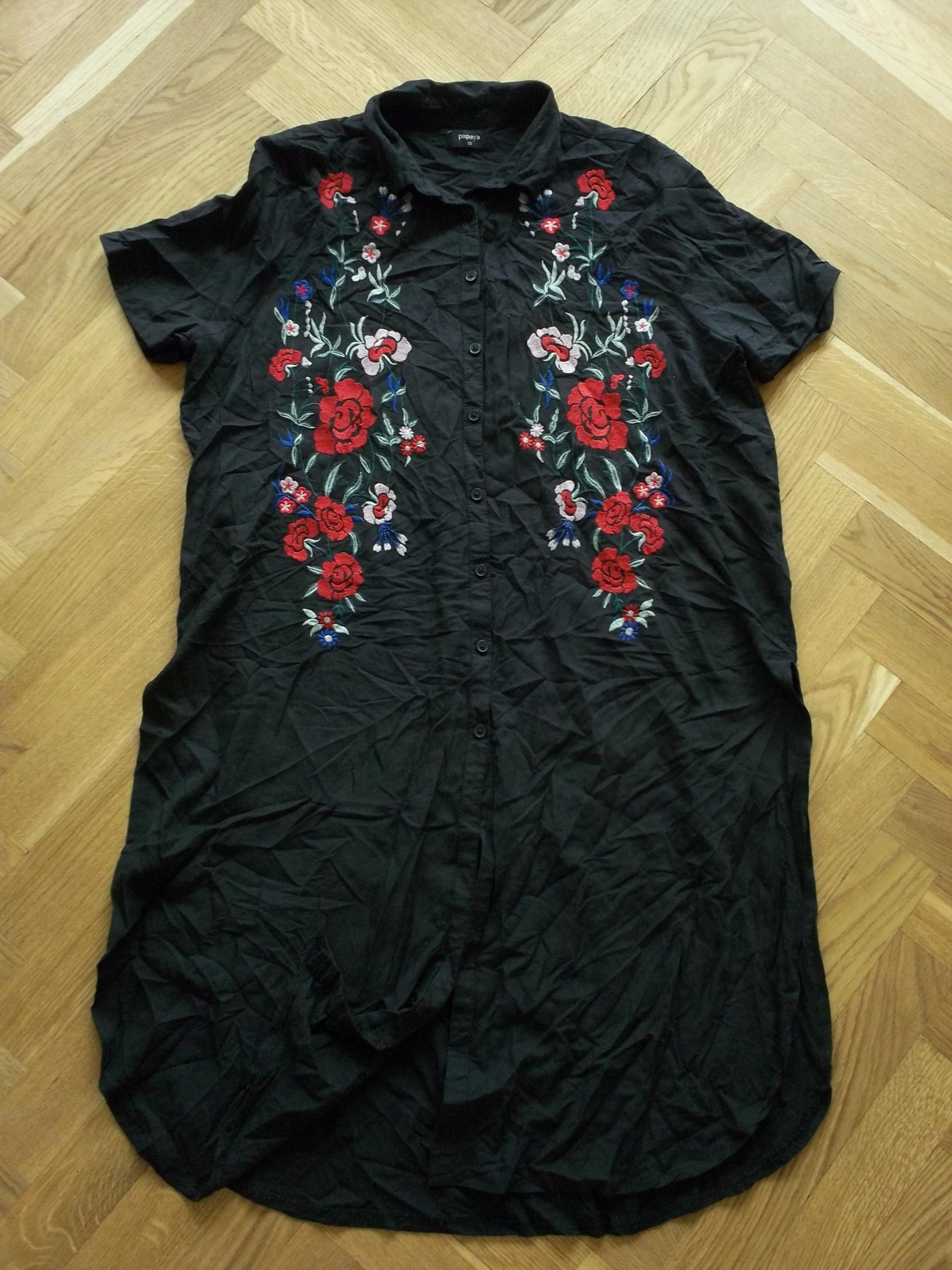 longer hafty cudo koszulowa 46 48 50