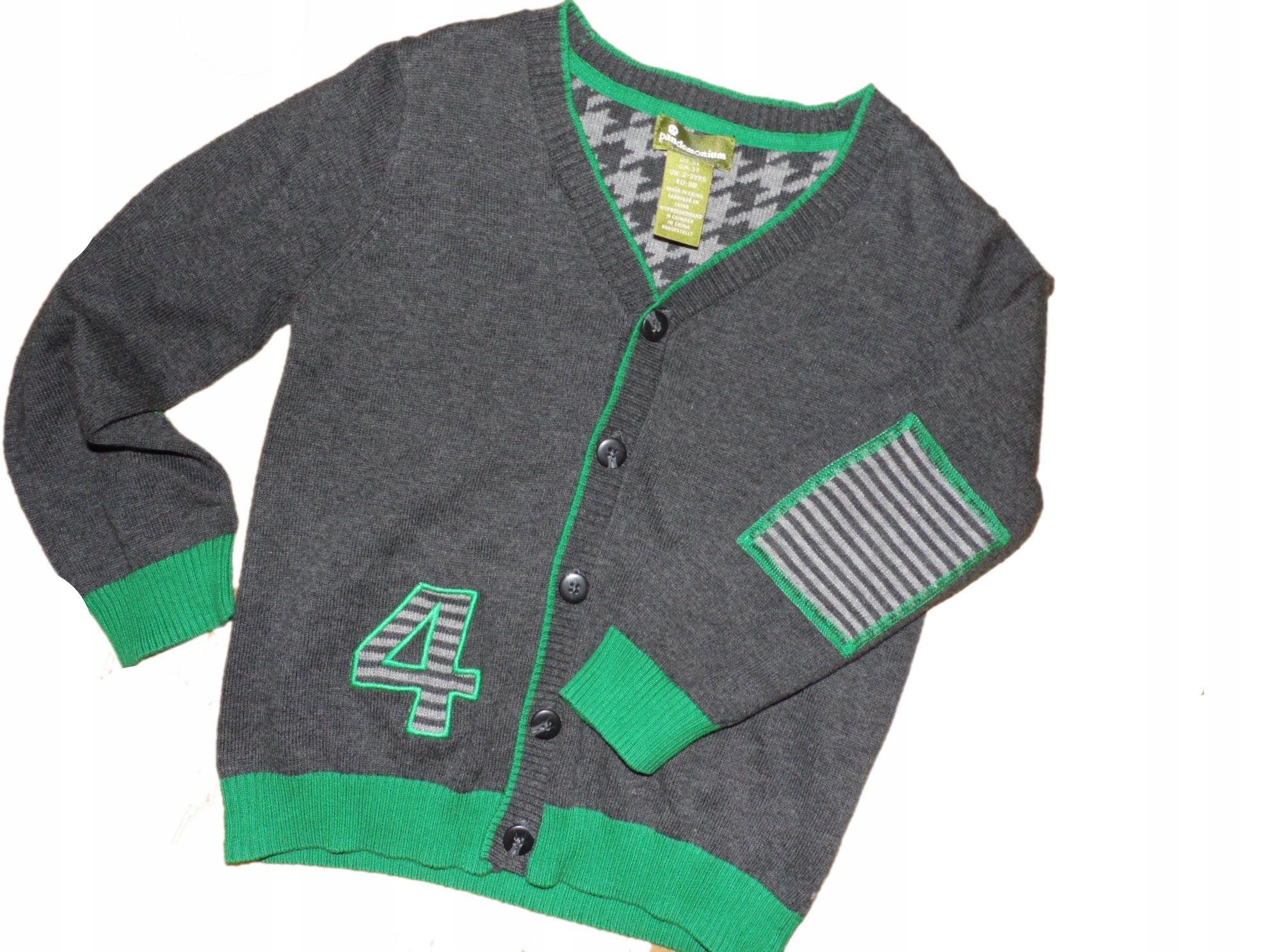 sweter z dzianiny 98 stan bdb wyprzedaż ########