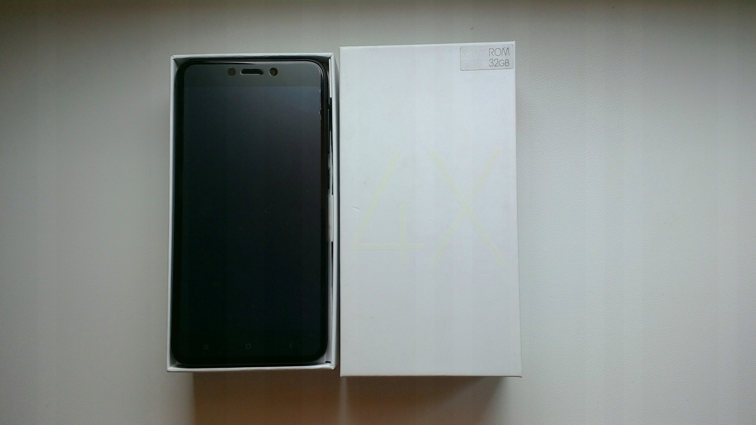 Xiaomi Redmi 4x 3 32GB Black MediaExpert