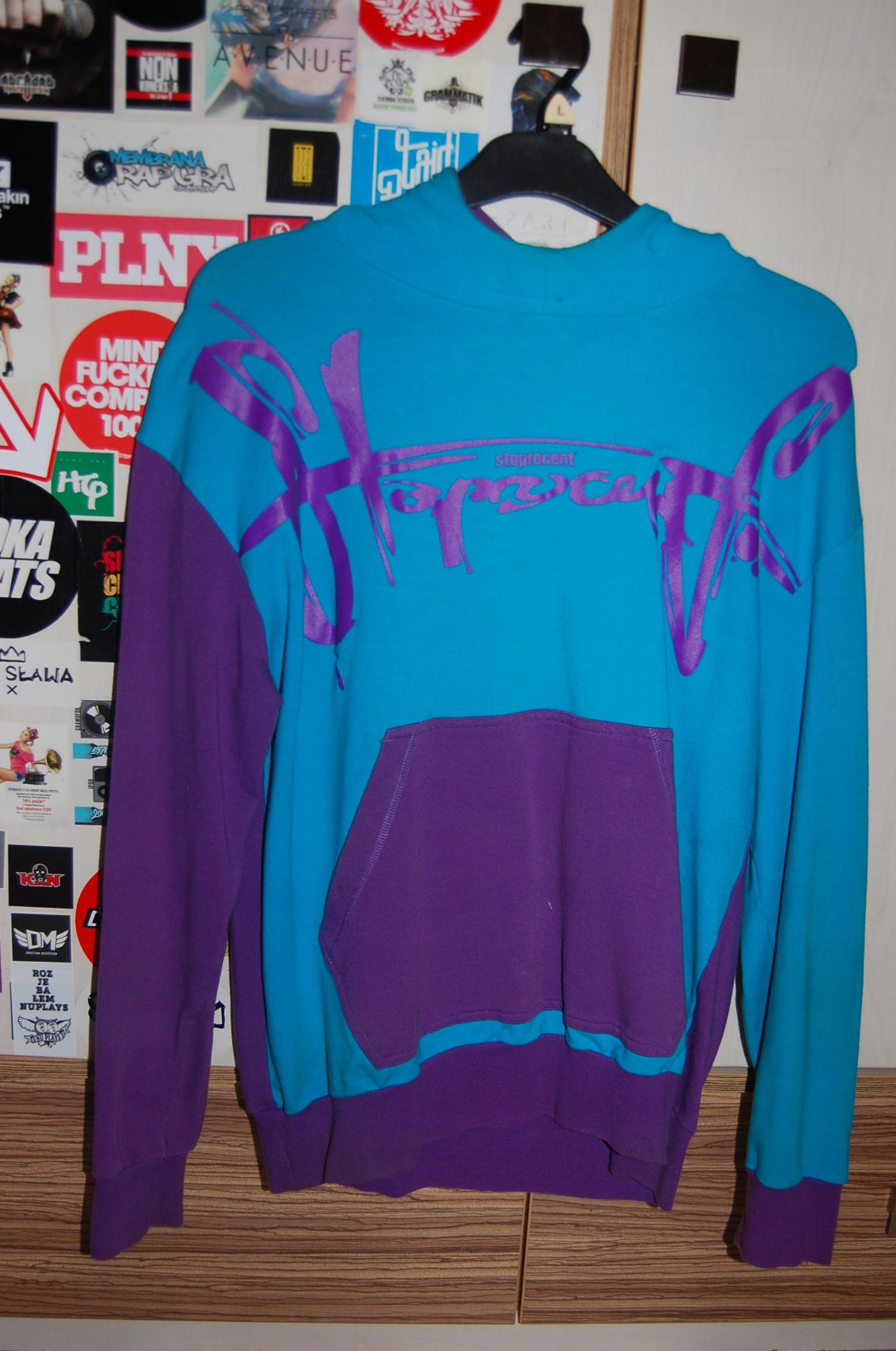 Bluza Stoprocent Tag slim-fit rozmiar XL