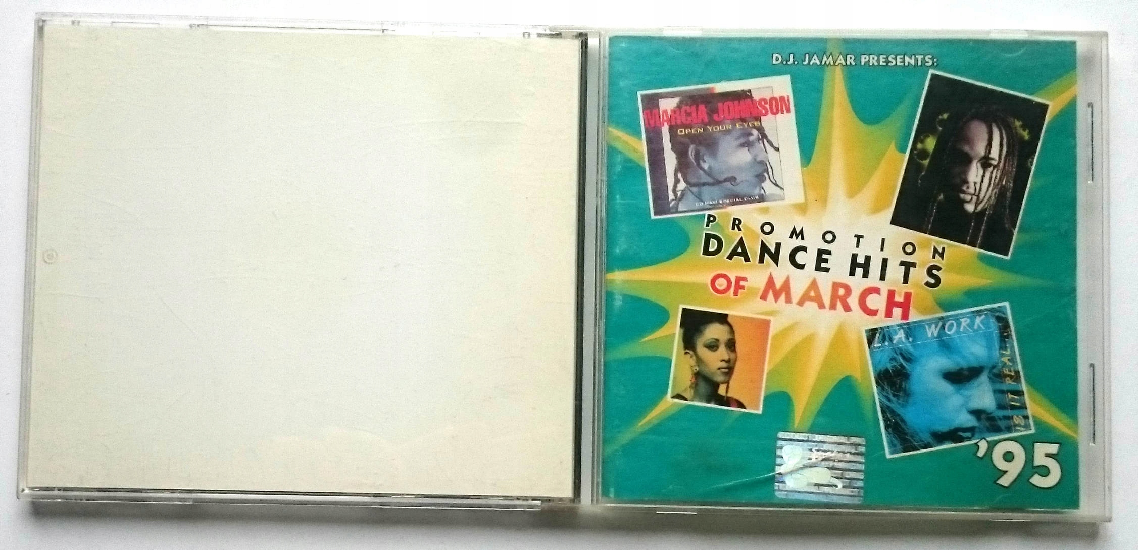 Various  Promotion Dance Hits Of March '95 SM0182