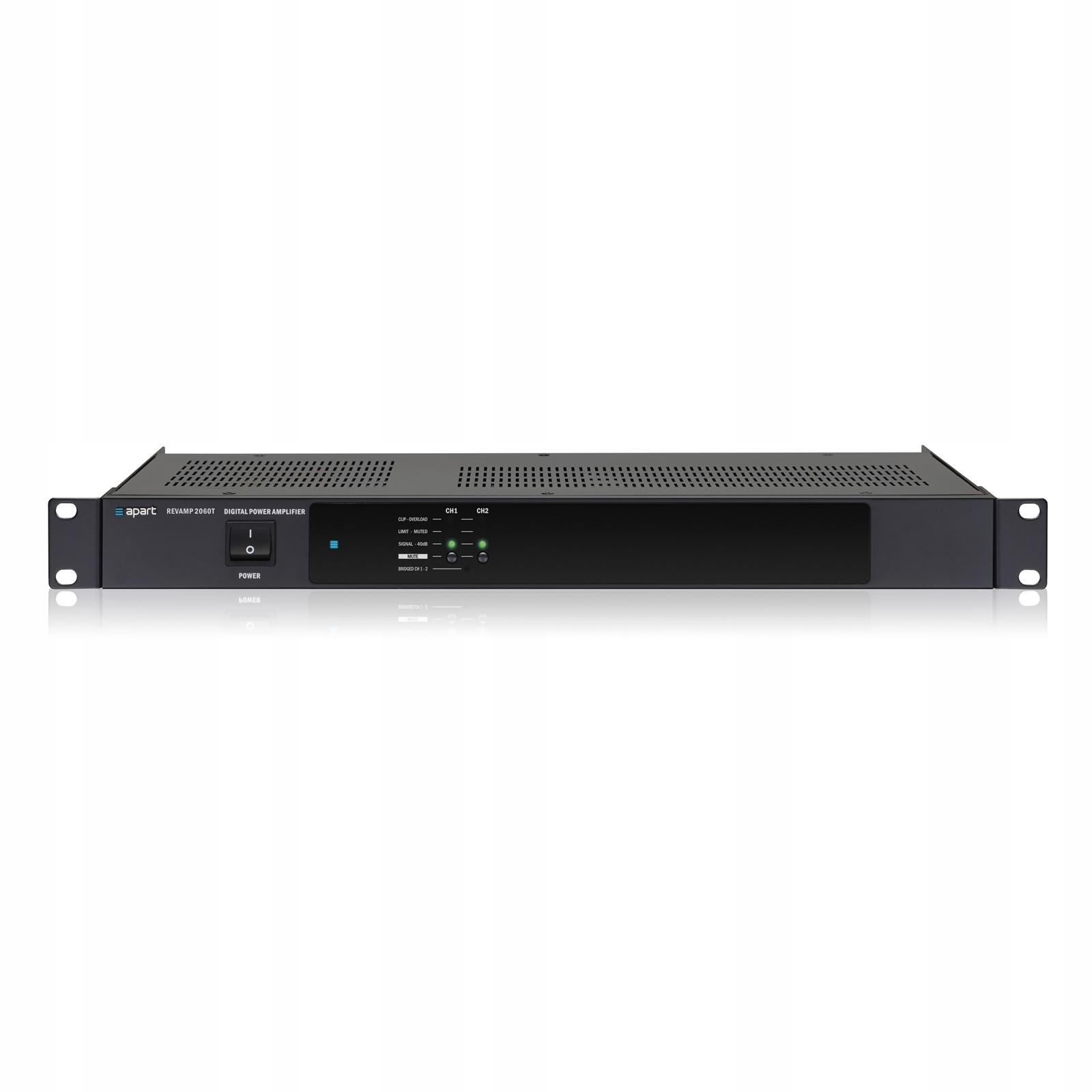 Apart Audio REVAMP2060T Wzmacniacz Mocy Klasa D