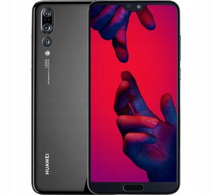 Huawei P20 Pro DUAL 6/128Gb Black / Czarny