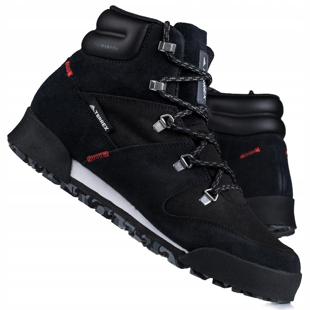 Buty męskie zimowe Adidas Terrex Snowpitch FV5163