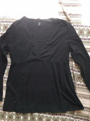 H&M, bluzka ciążowa, L