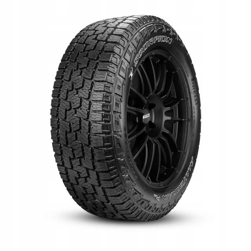 4x Pirelli Scorpion All Terrain Plus XL 255/55R19