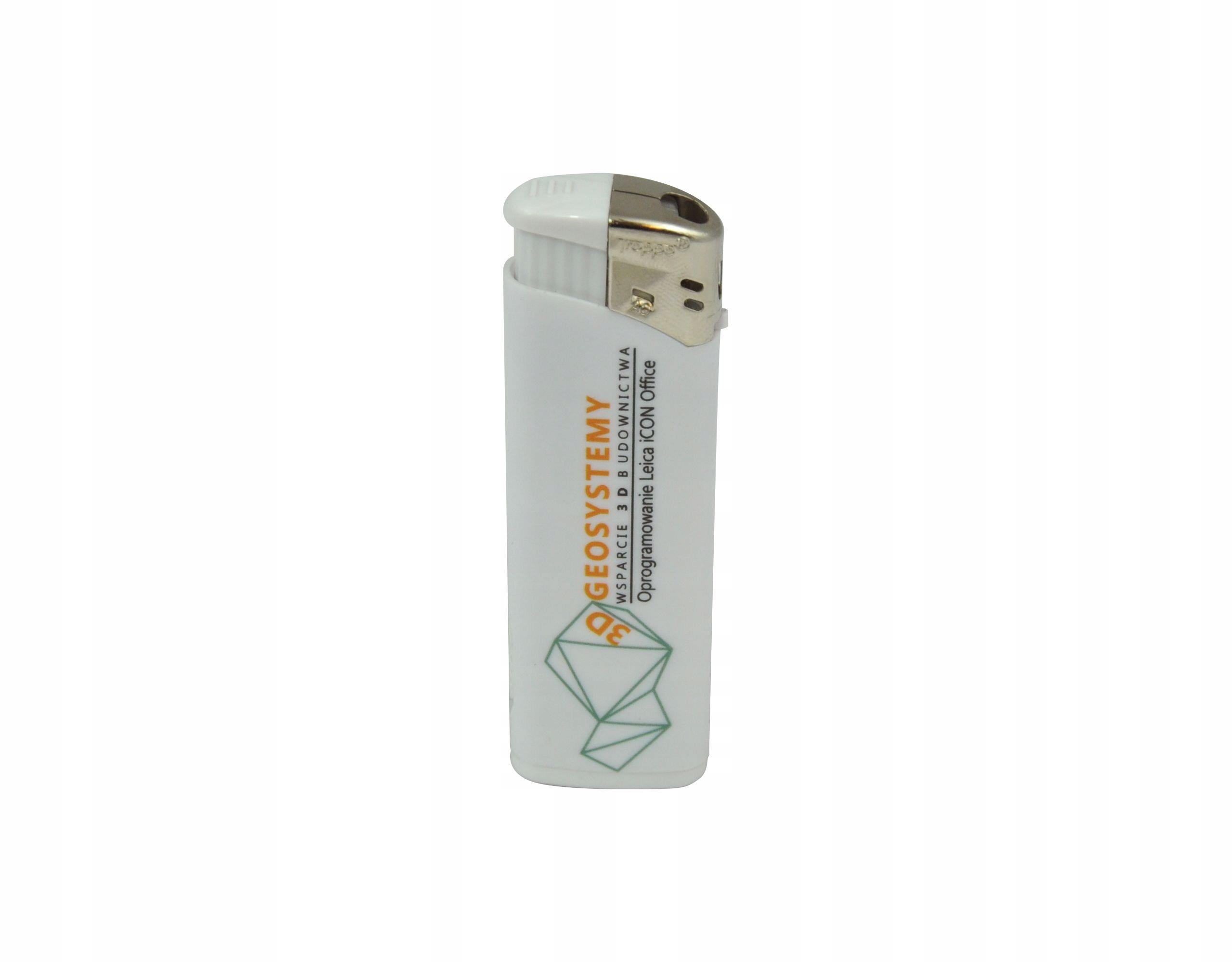 zapalniczka reklamowa LED z logo nadruk UV 100szt