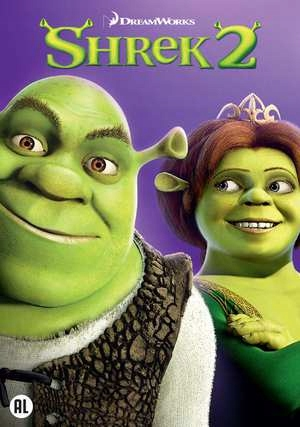 DVD Animation - Shrek 2 Cast: Mike Myers, Eddie Mu