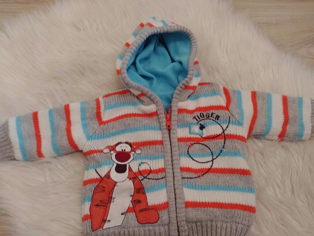 Sweter niemowlak Disney rozm 62/68
