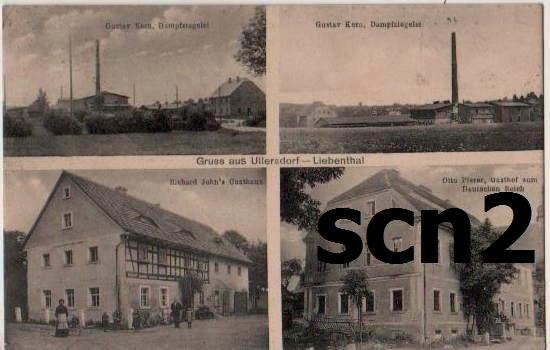 Wojciechów k. Lubomierz - Ullersdorf-Liebenthal