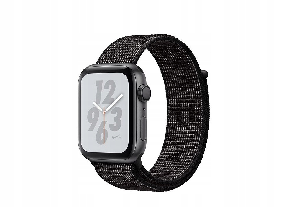Watch Nike+ Series 4 GPS, 44mm koperta z aluminium