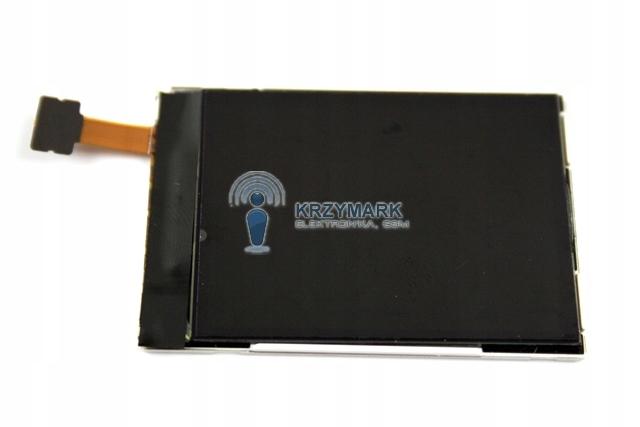 WYŚWIETLACZ ORYG LCD NOKIA E51 5310 6120 6500 6300