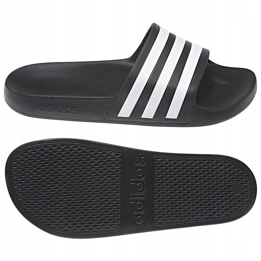 Klapki Damskie basenowe adidas Adilette czarne 39