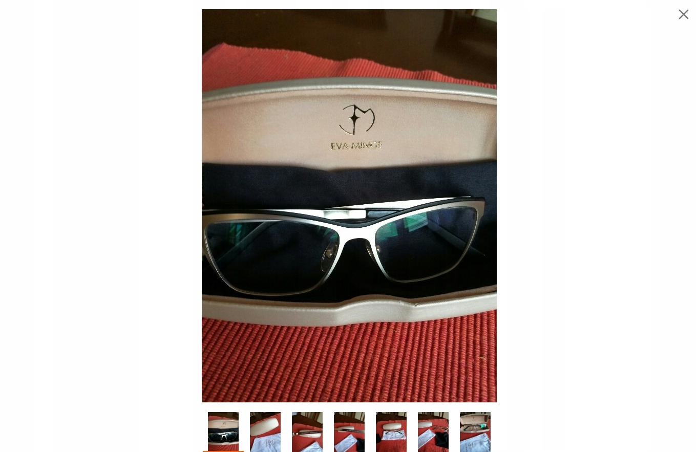 Oprawki okulary Eva Minge