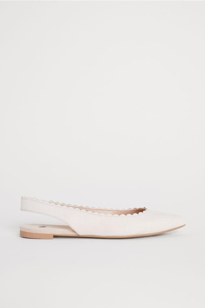 H&M, 38, baleriny