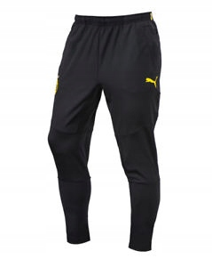 PUMA spodnie dresowe BVB Training Pant Tapered