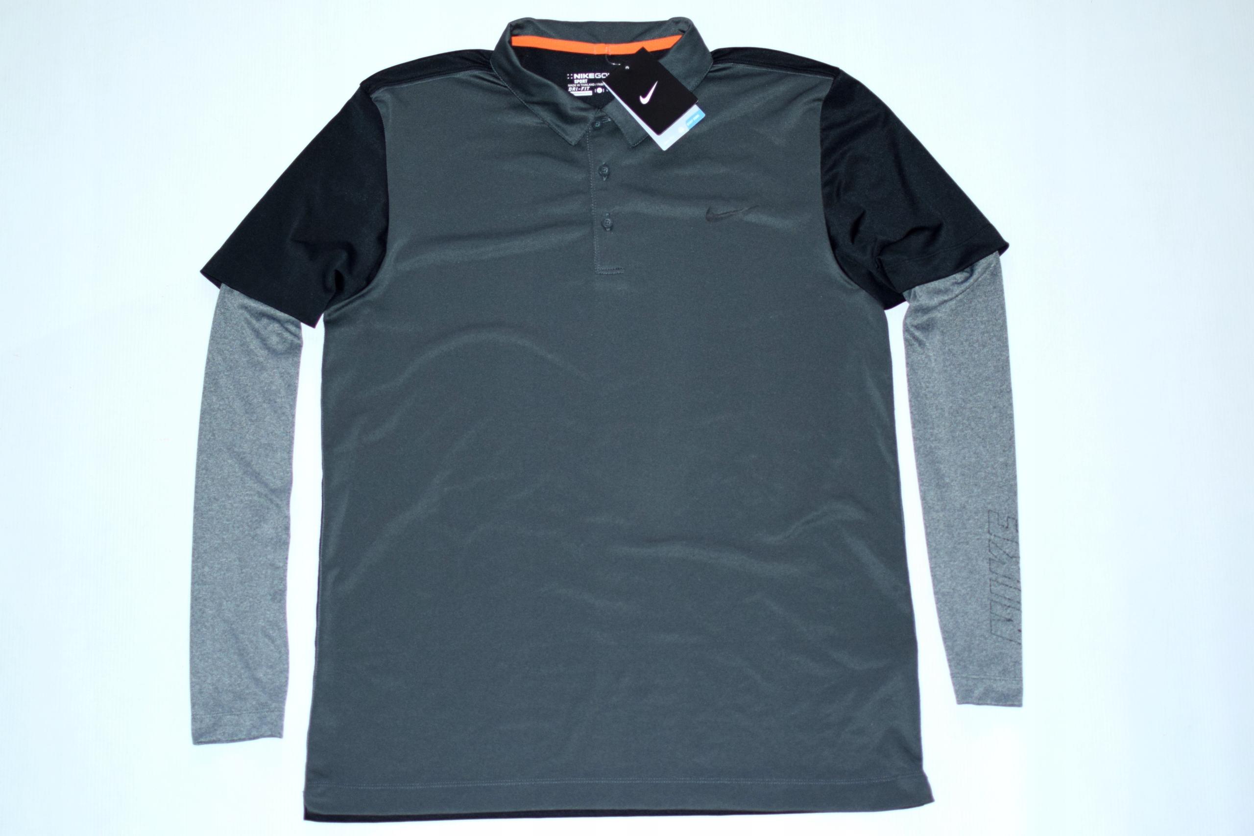 NIKE _ GOLF _ Koszulka do Golfa _ DRI - FIT