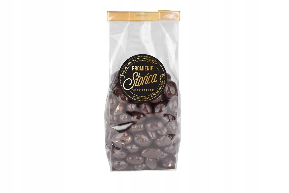 Orzechy ziemne w gorzkiej czekoladzie 125g