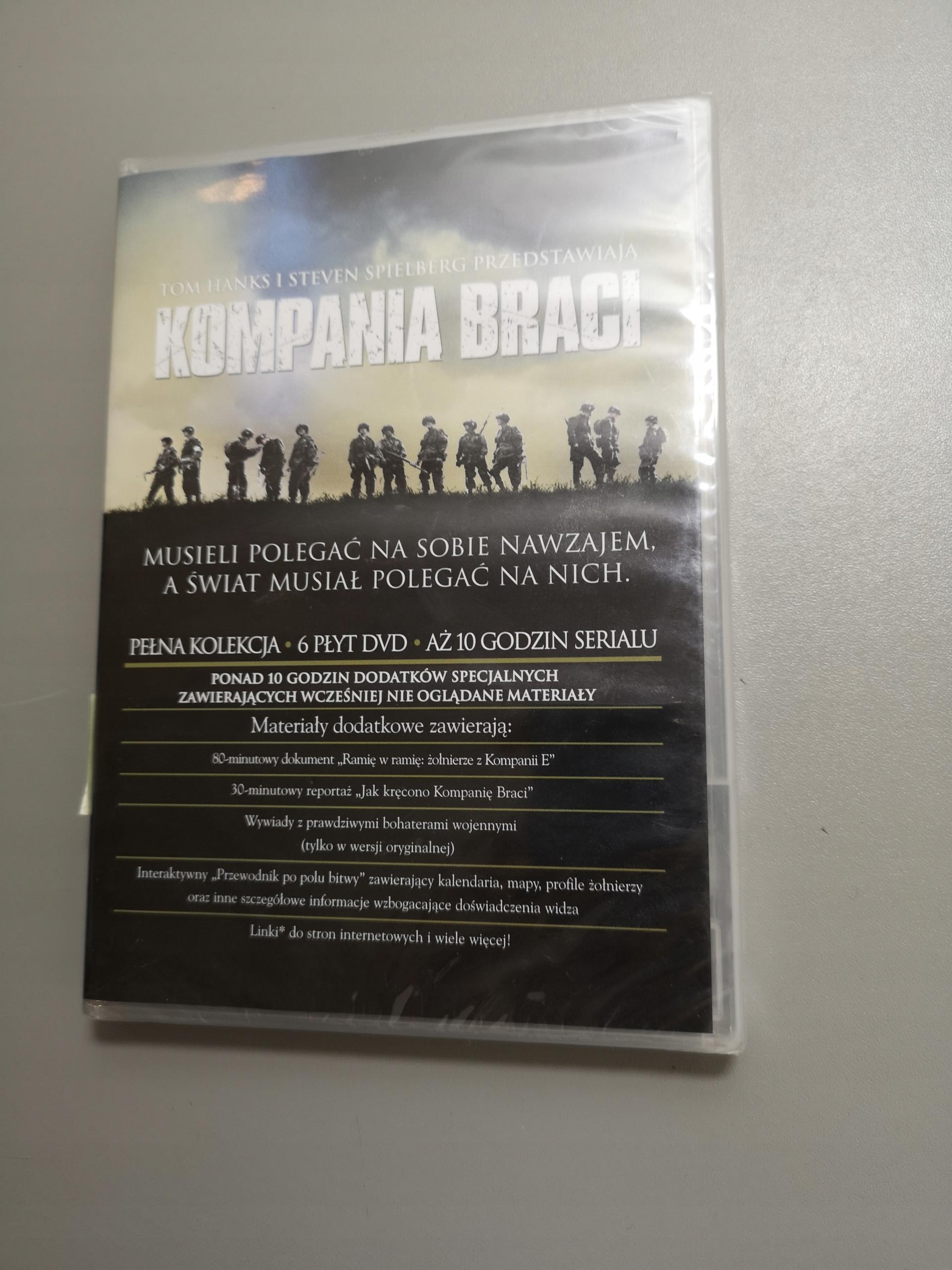 Kolekcja płyt KOMPANIA BRACI 2374/18-1