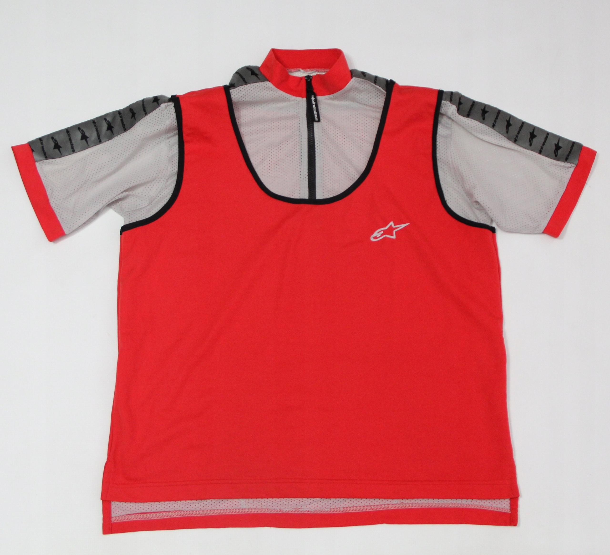 Koszulka Rowerowa 2w1 ALPINESTARS XL Okazja __BCM_