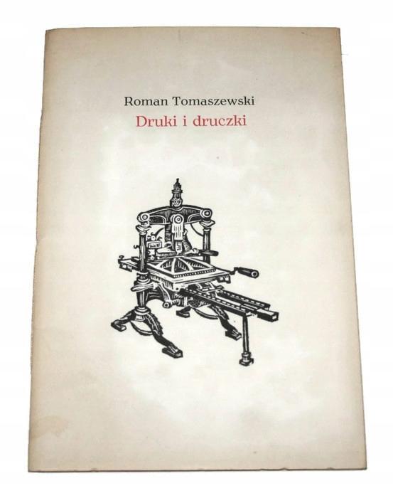 DRUKI I DRUCZKI Roman Tomaszewski 1987